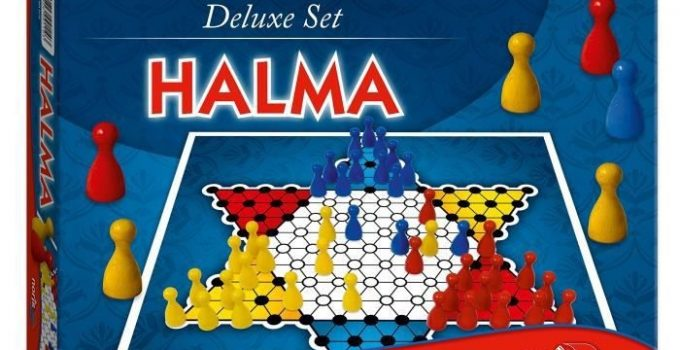 meilleur jeu de plateau Halma
