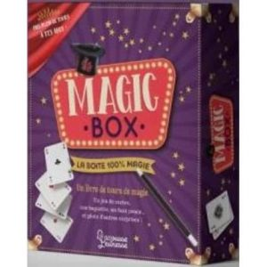 meilleure boîte à magie
